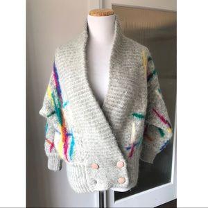 Vintage Michael Carol mohair sweater